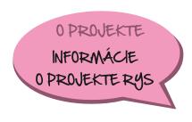 Informácie o projekte RYS
